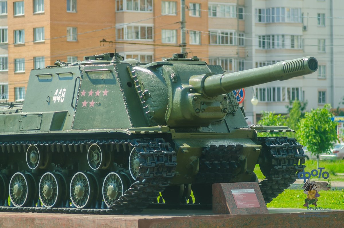 Мемориальный комплекс «Курская дуга». Аллея военной техники - Руслан Васьков