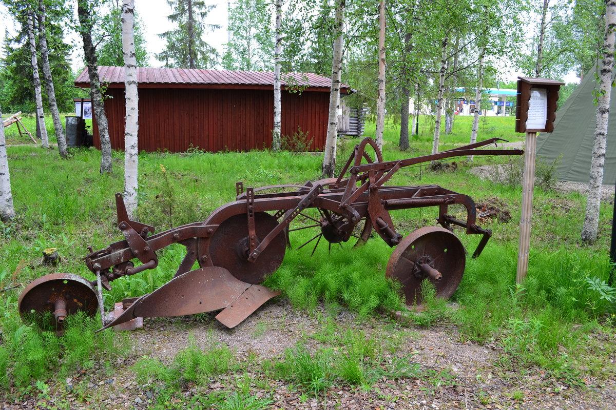 Сельскохозяйственные орудия - Ольга