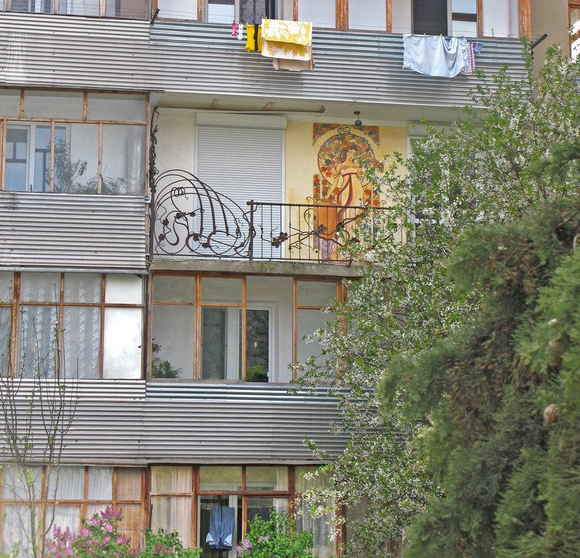 такие разные балконы Нового Света. - ИРЭН@ .