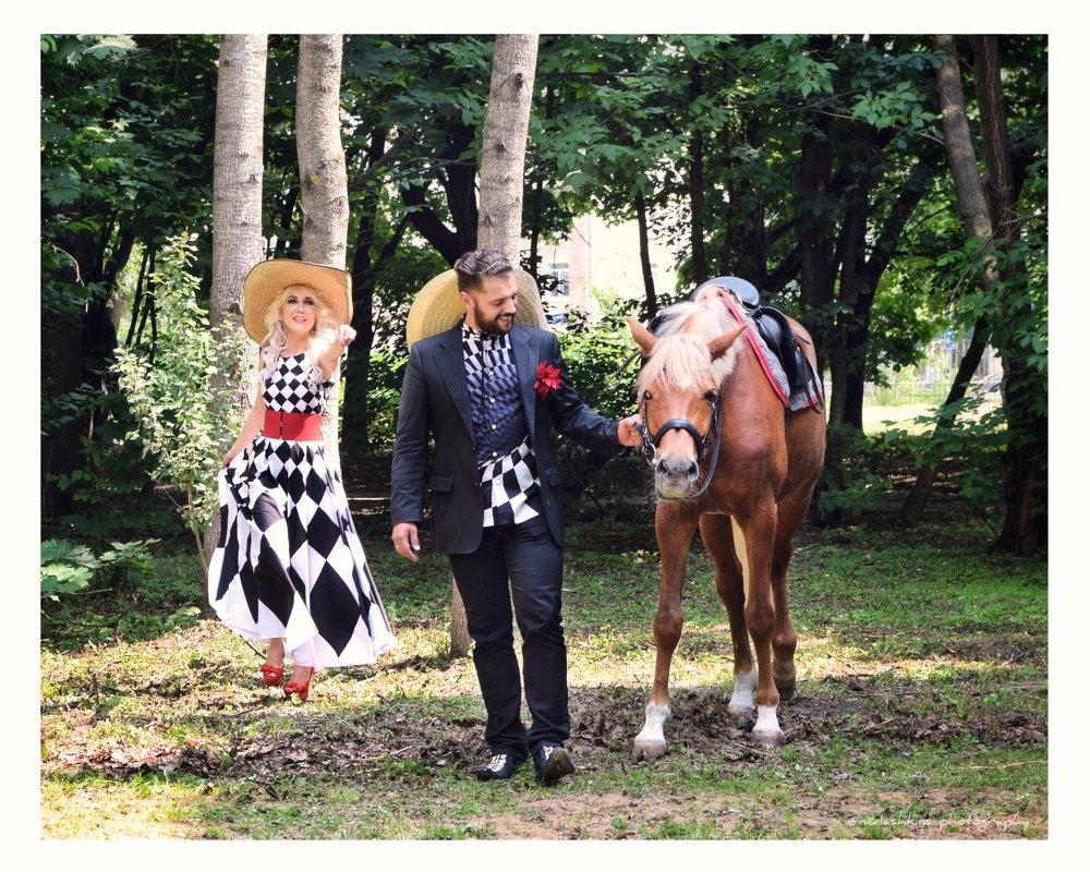 Лавстори в рамках МК по свадебной фотографии - Сергей Малашкин