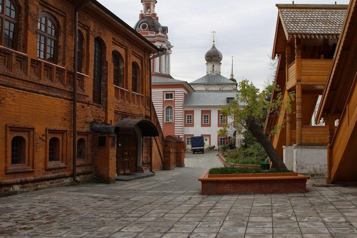 Знаменский монастырь - Игорь Белоногов