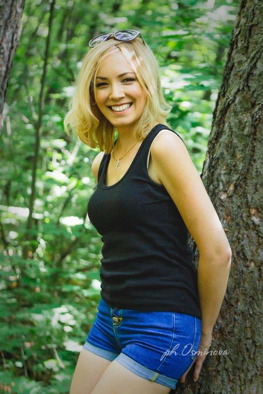 веселые лесные фотопрогулки - Olga Osminova