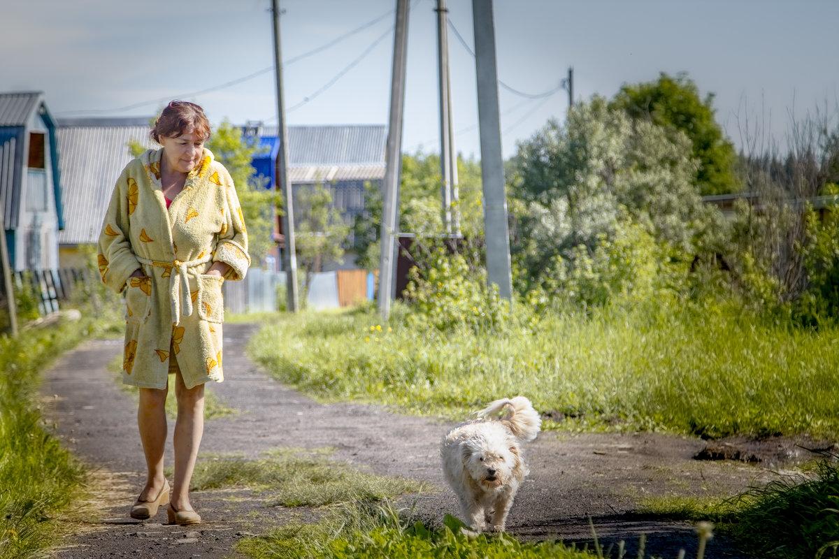 садовыми дорожками - Игорь