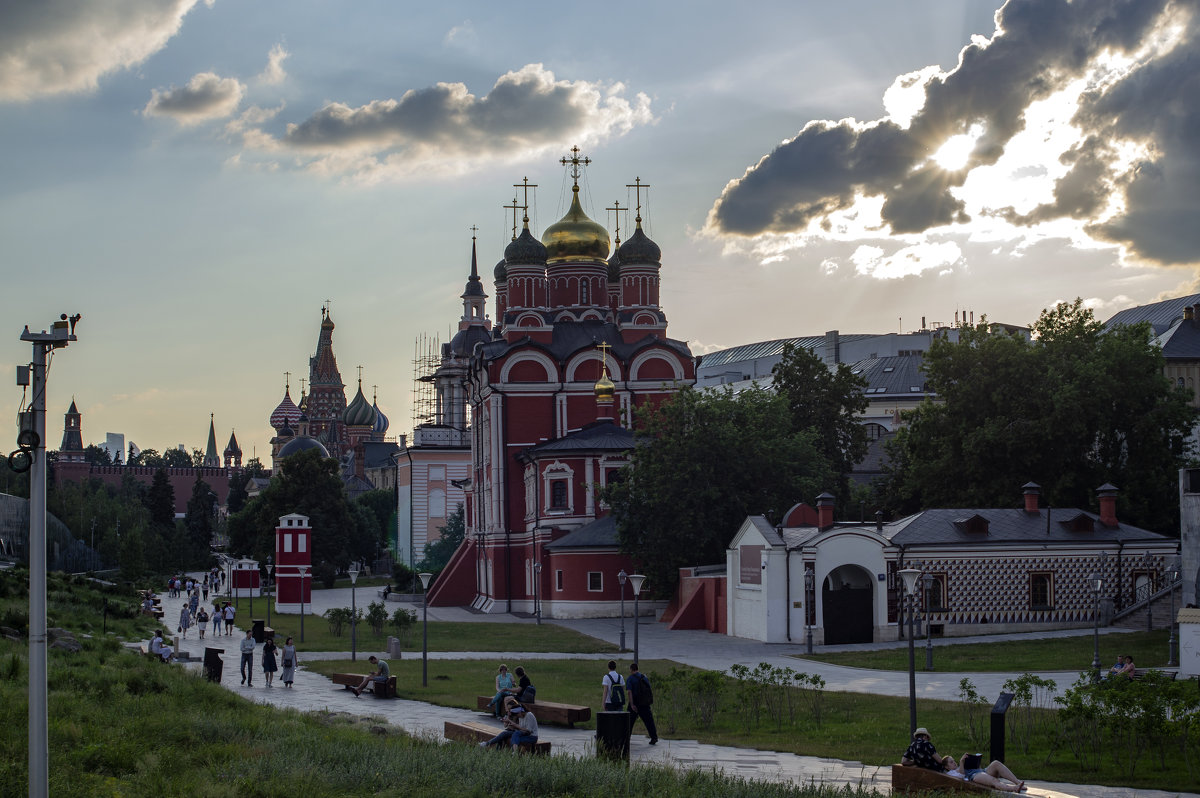 Улица Варварка - Яков Реймер