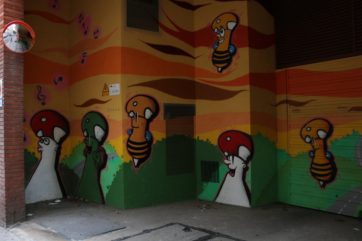 В переулках Барселоны - Ольга