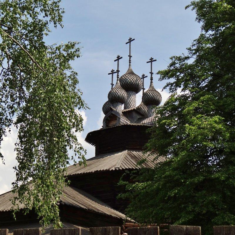 Церковь Собора Богородицы - Валентина. .