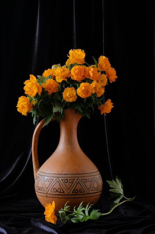 Кувшин с цветами - Алексей Мезенцев