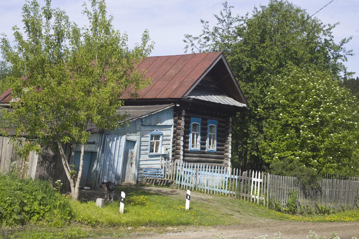 Деревня - Алексей Екимовских