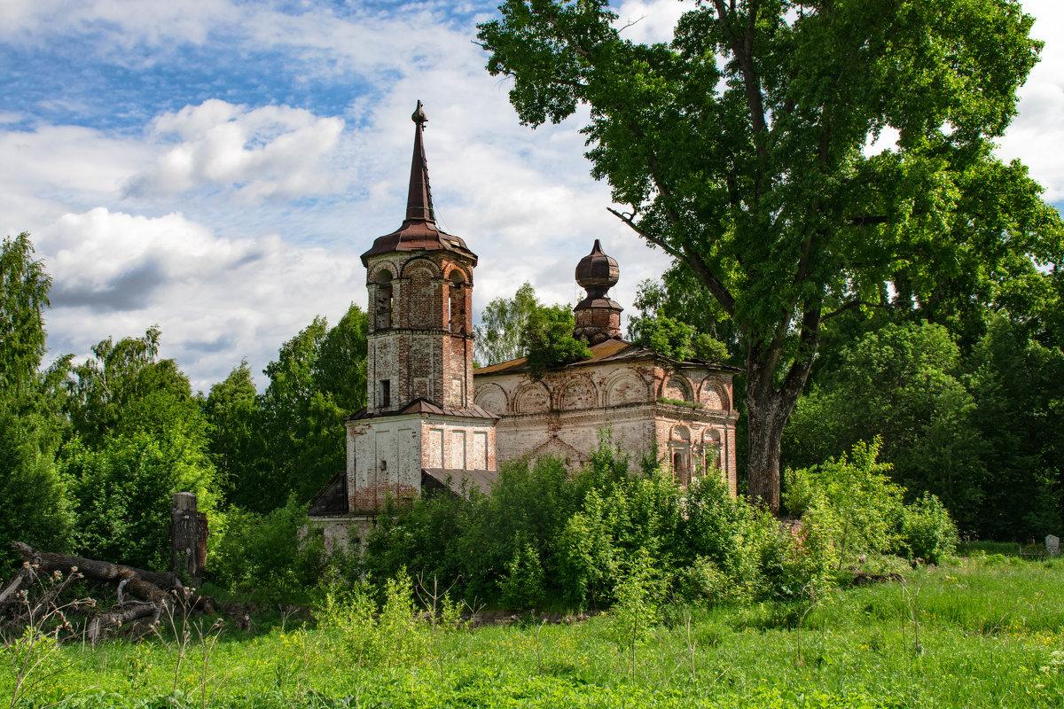 Никольская церковь. - petyxov петухов