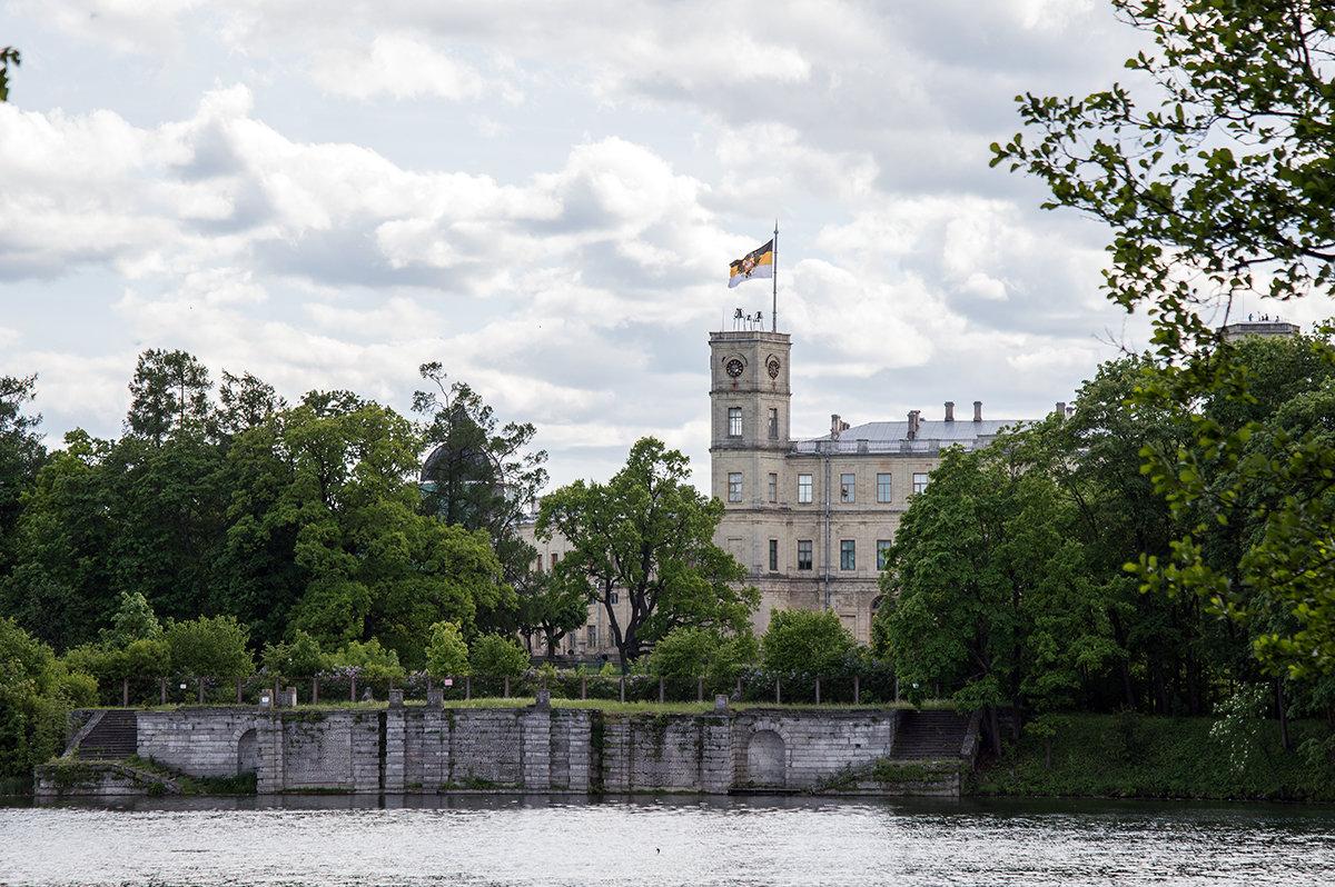 Замок у озера - VL