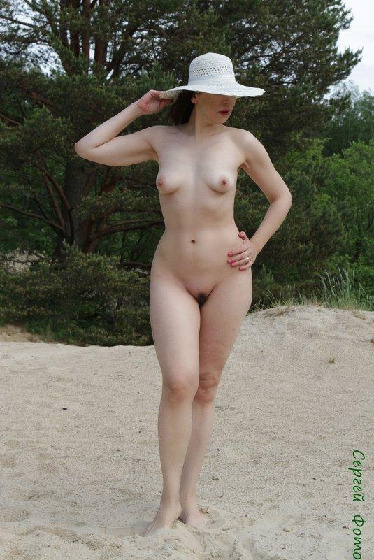 Красотка на пляже - Cергей Щагин