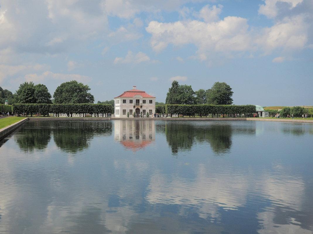 Дворец Марли в Петергофе - Евгений Седов