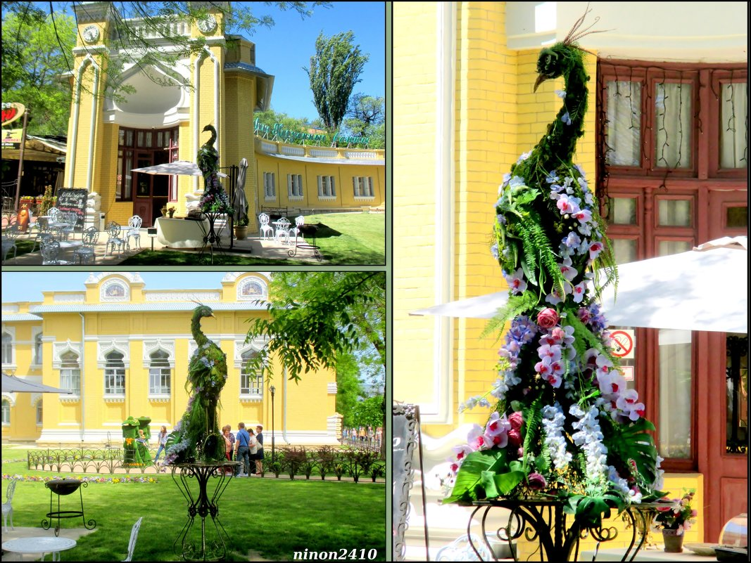 Кисловодск - Нина Бутко