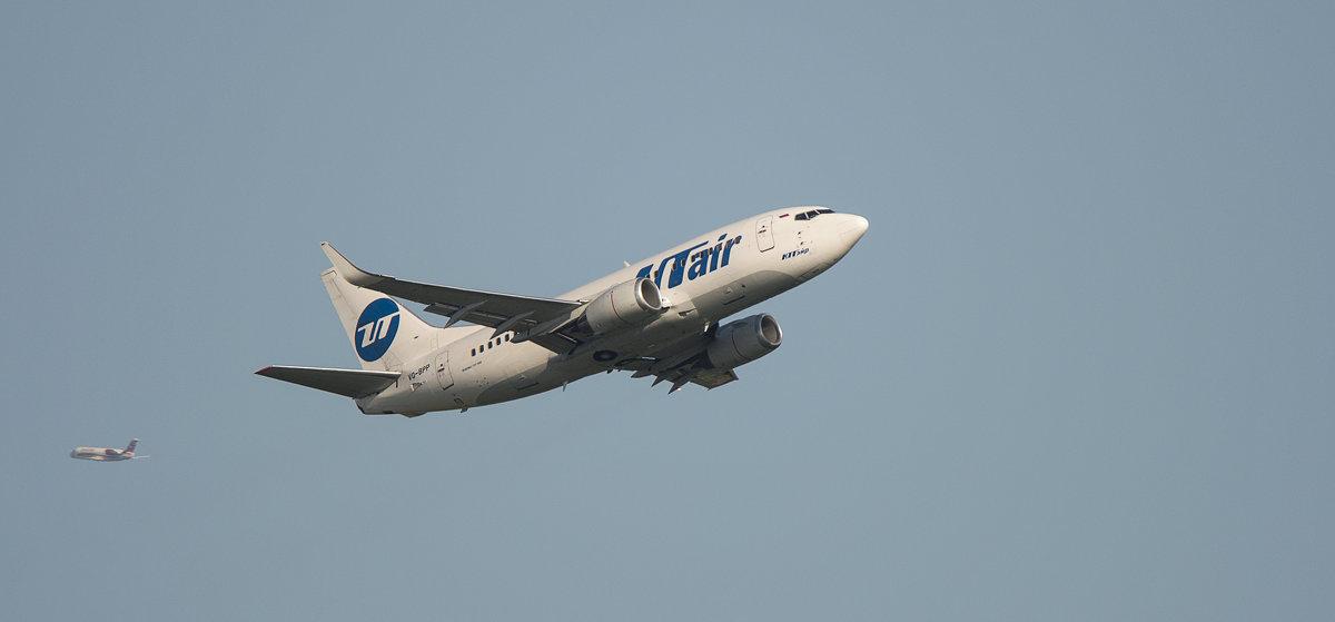 Boeing 737 (500) - Олег Савин