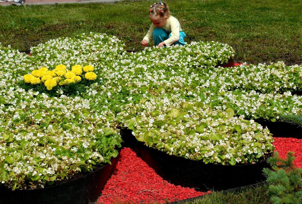 Дети- цветы жизни! - Надежда