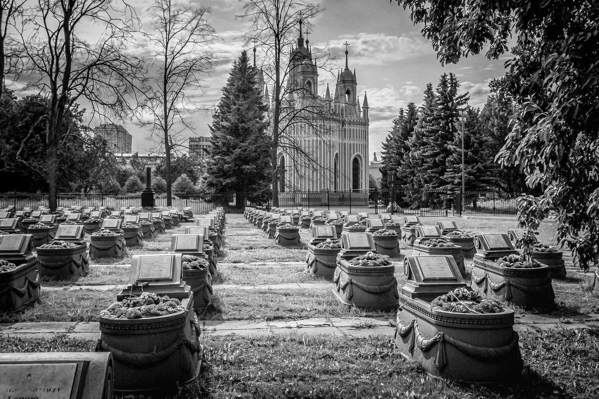 Чесменская церковь. Санкт-Петербург - Игорь Свет