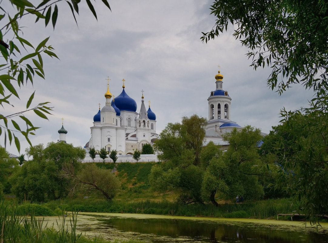 Боголюбский монастырь... - leonid