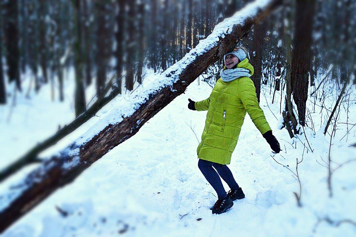 Поймали дерево - Денис Смородин