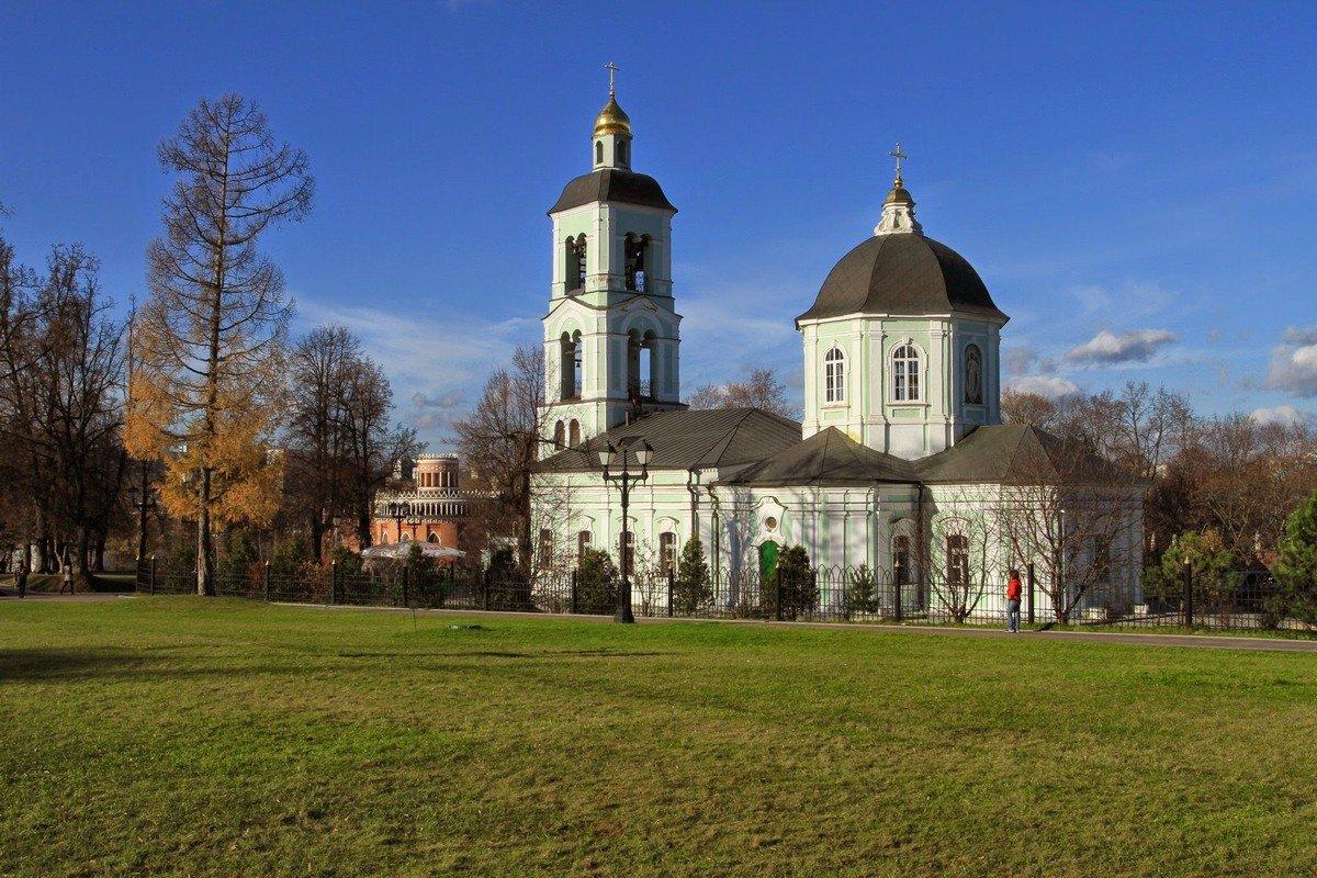Храм иконы Божией Матери Живоносный Источник - Игорь Белоногов