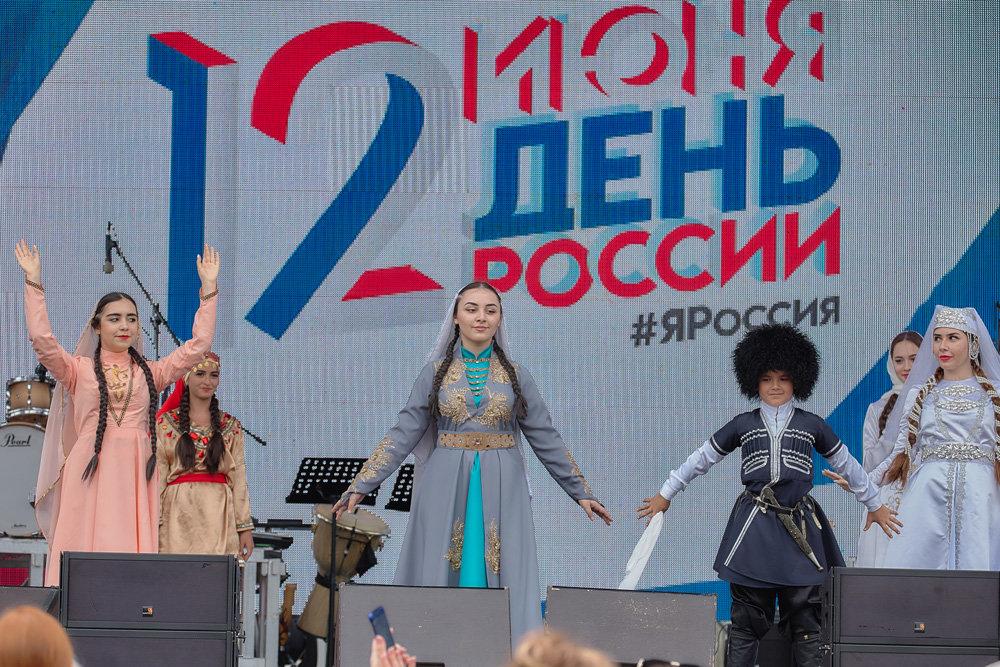День России. Пятигорск. Праздничный концерт - Николай Николенко