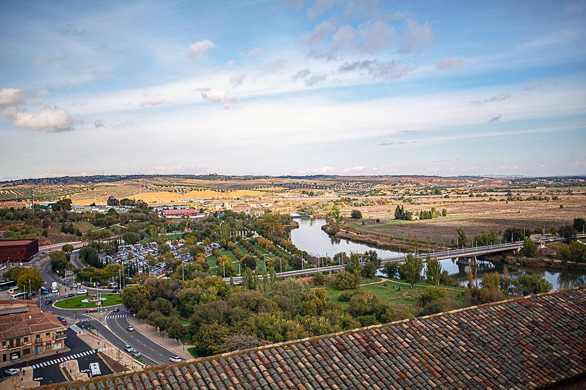 НазваниеSpanish landscape 2 - Arturs Ancans