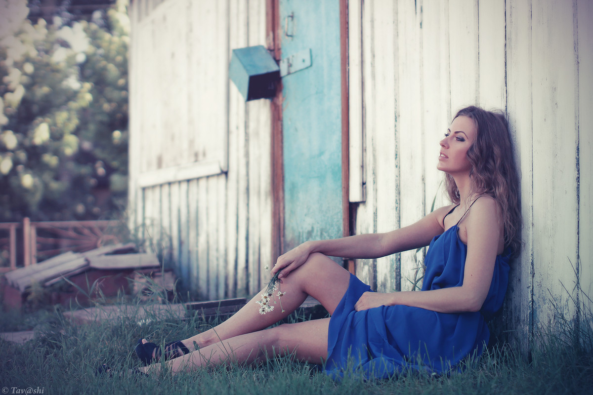 Задумчивость - Татьяна Ширякова
