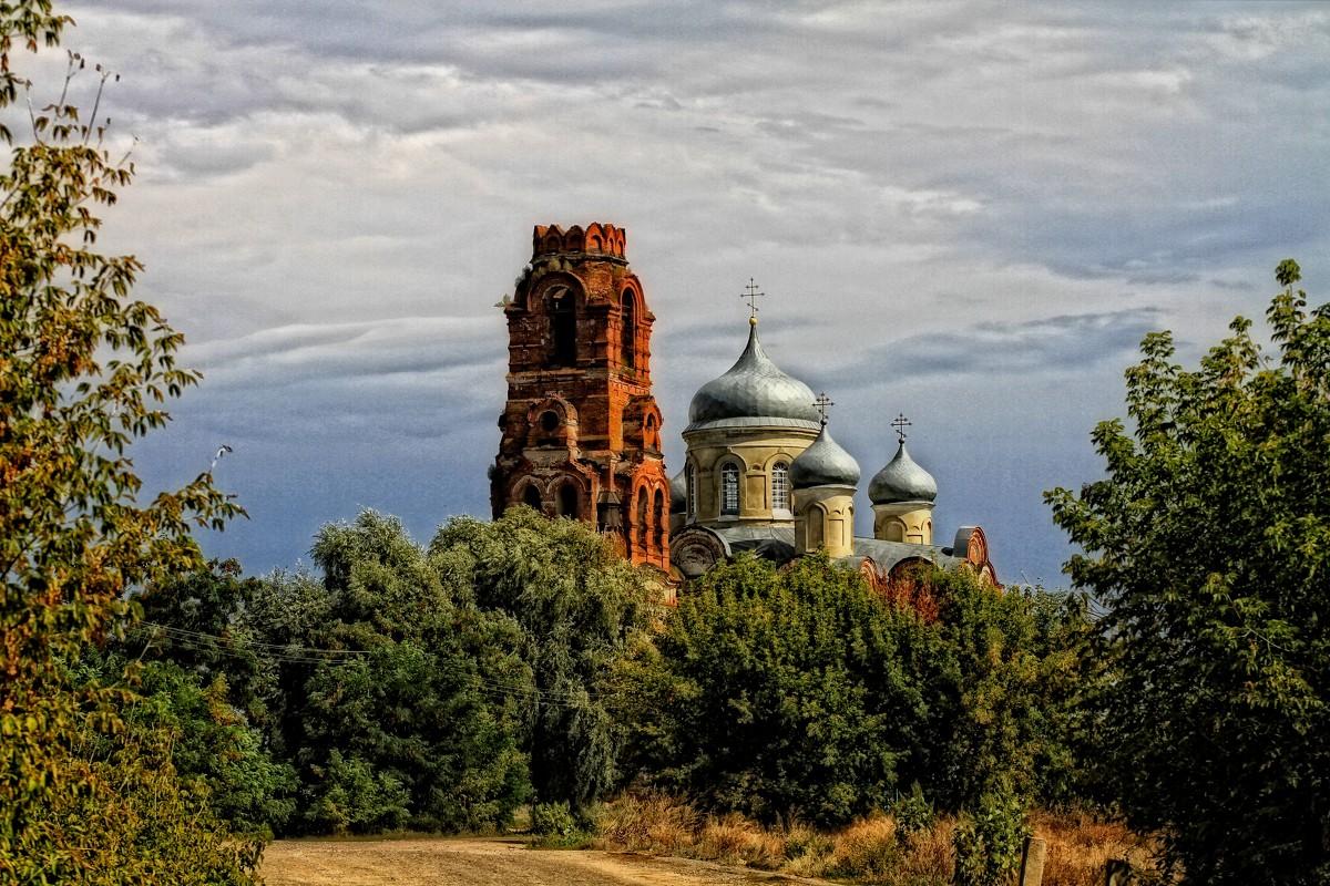 Фото села малая грибановка в воронежской области 6