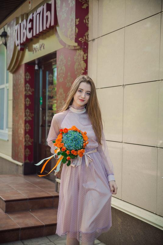 девушка - Ольга Кошевая