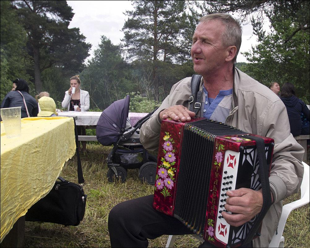 Песня - galina bronnikova