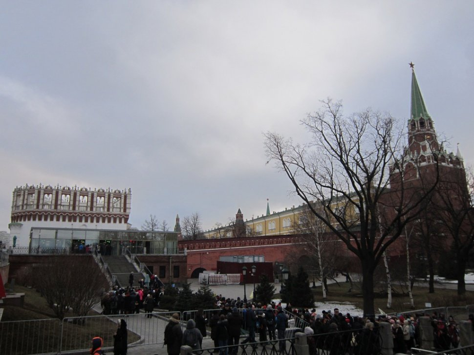 Кремль. Троицкий мост - Дмитрий Никитин