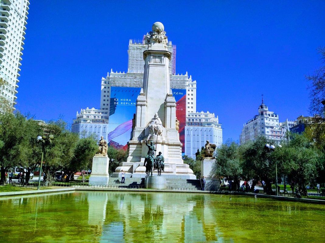 Plaza de Espana - Roman Ilnytskyi