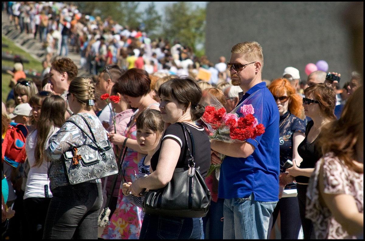 Мамаев курган (5) - Юрий ГУКОВЪ