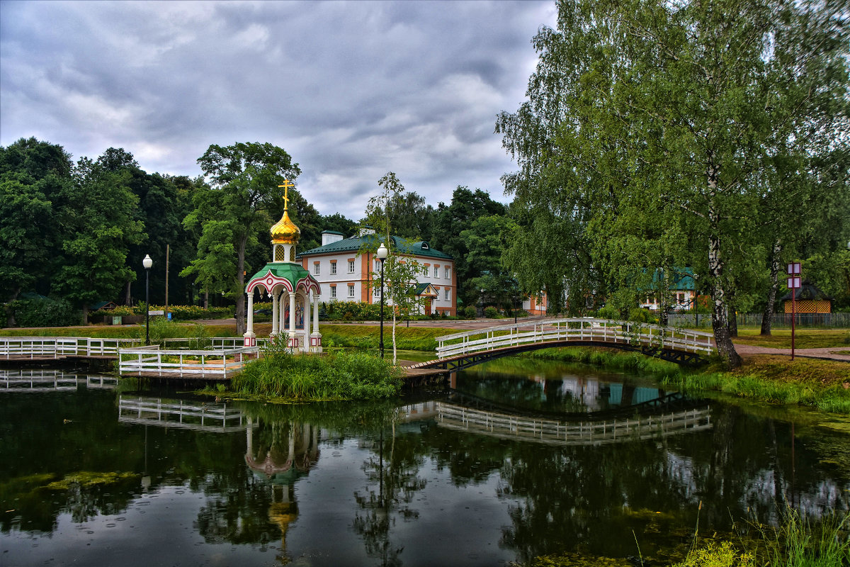 Дкмьяновская церковь - Oleg S