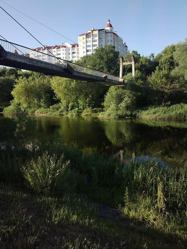 Мост в парке - Николай Филоненко