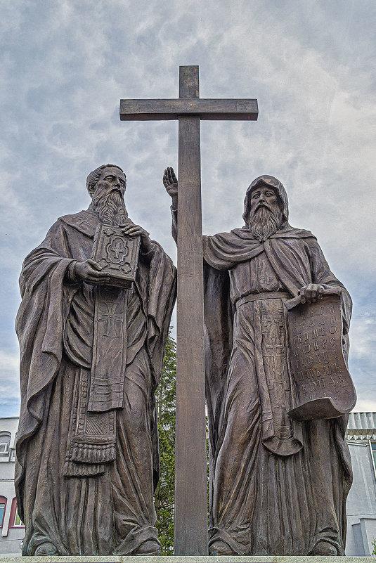 Кирилл и Мефодий - Сергей Половников