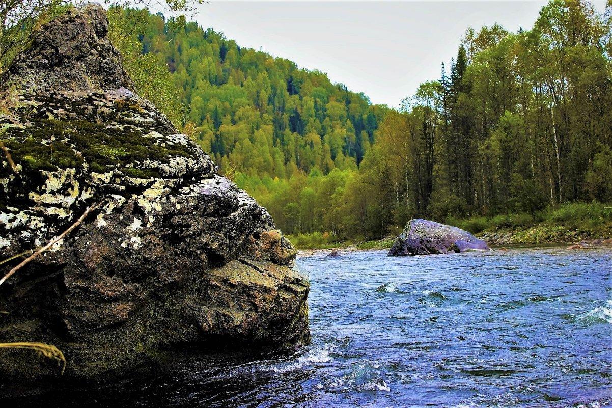 У больших камней - Сергей Чиняев