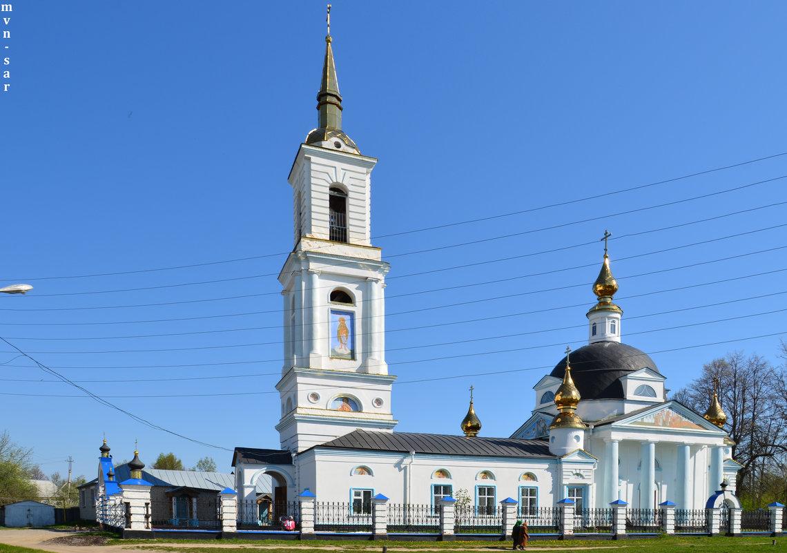 Церковь Успения Пресвятой Богородицы. - Алексей