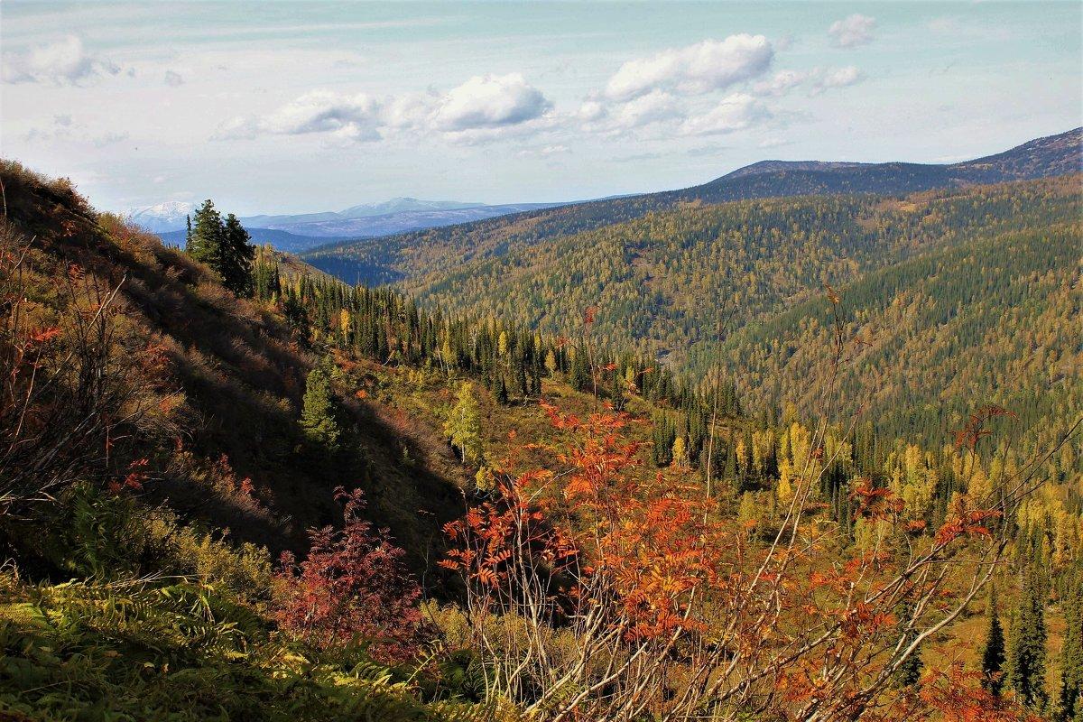 Сентябрь в горах - Сергей Чиняев