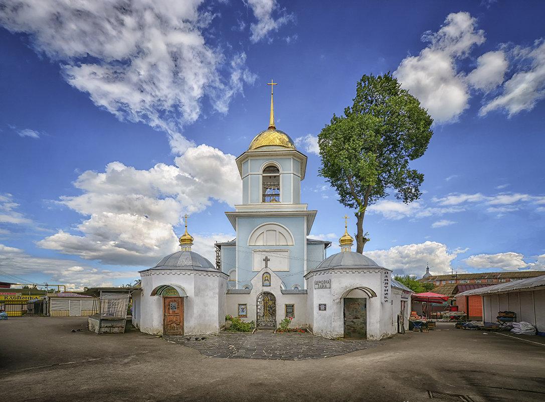 Богоявленская церковь - Александр Бойко