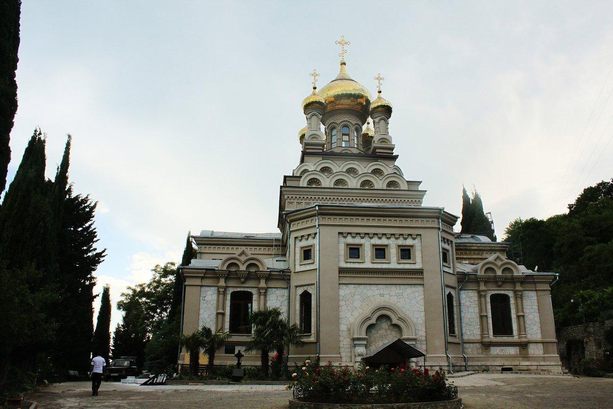 Церковь архангела Михаила. - sav-al-v Савченко