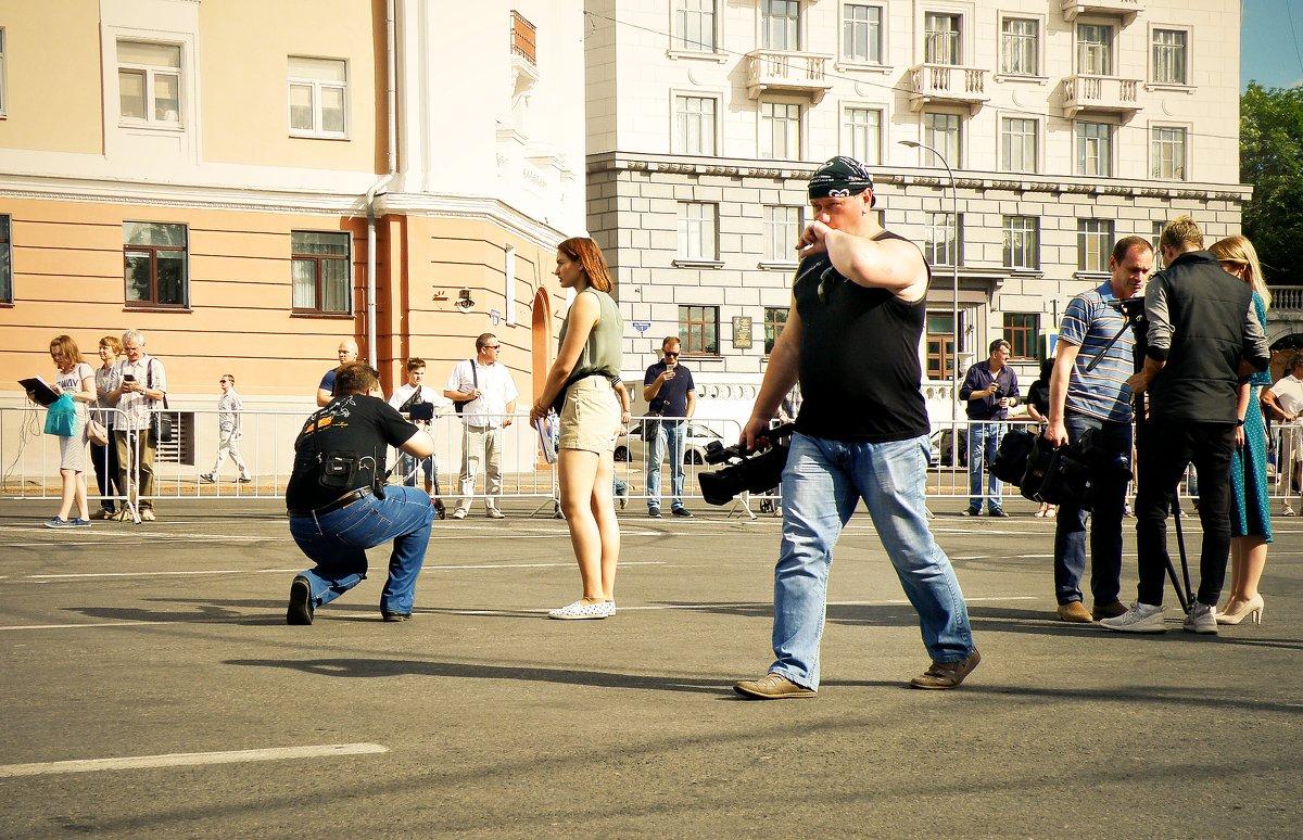 Журналистика в динамики... - Андрей Головкин