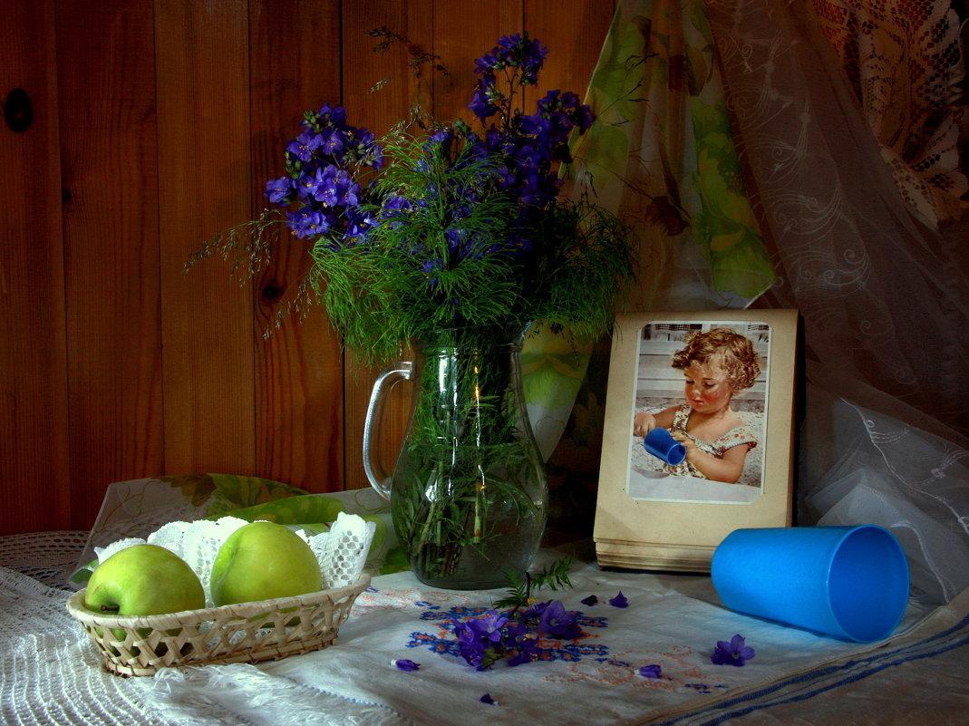 Старая открытка - Нэля Лысенко