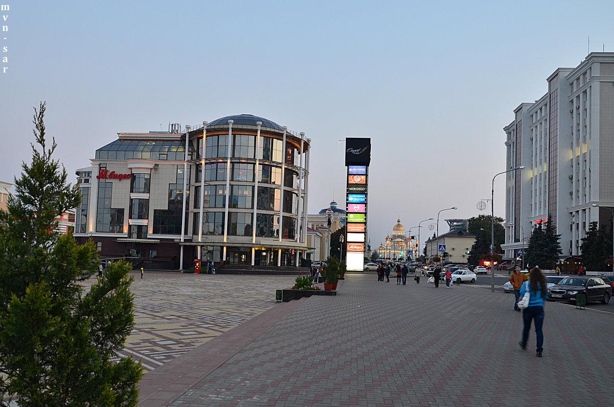 Городские пейзажи - Алексей