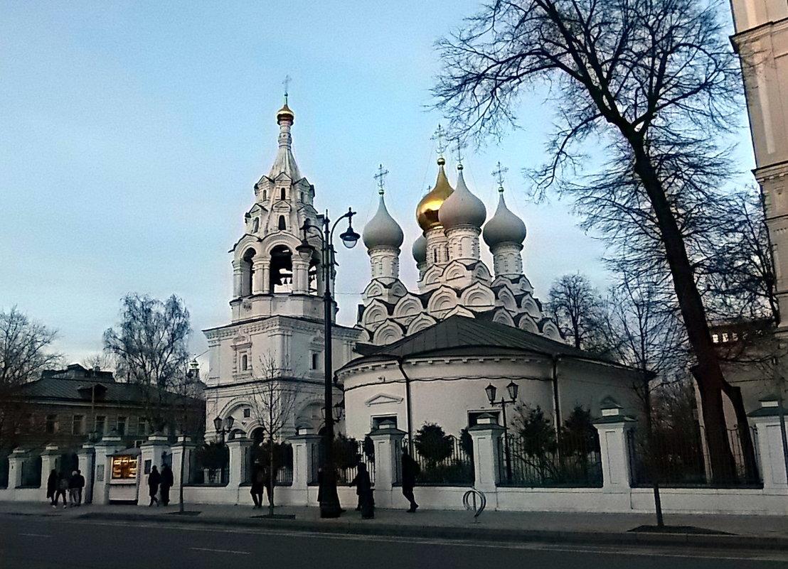 Храм Святителя Николая Чудотворца на Большой Ордынке - Елена