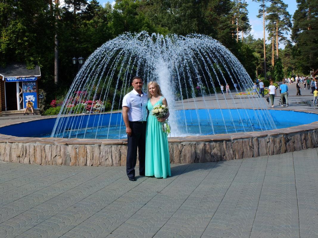 Наша свадьба - Андрей Кобриков