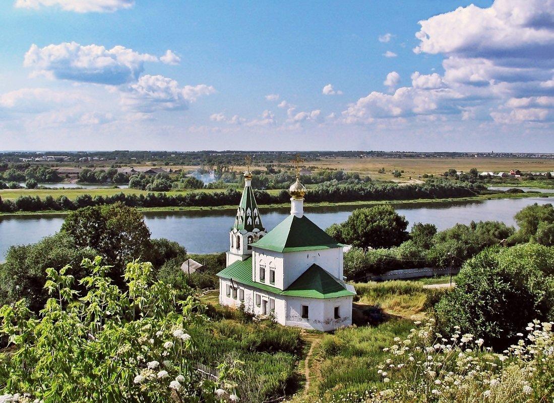 Преображенская церковь в Старой Рязани - Евгений Кочуров