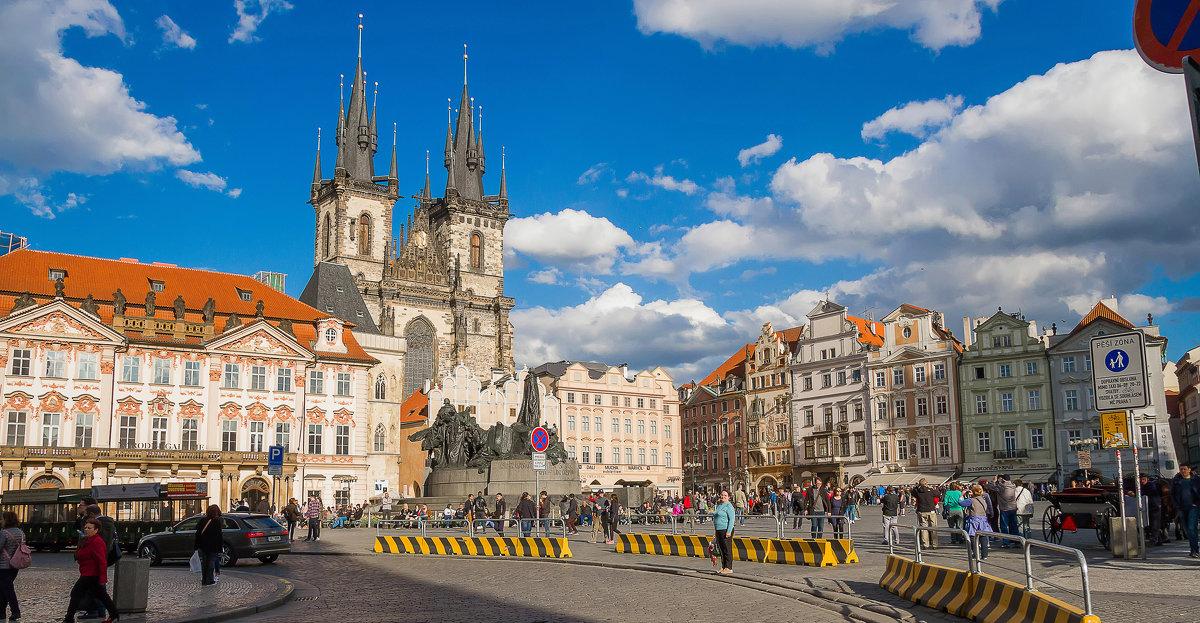 Прага - leo yagonen
