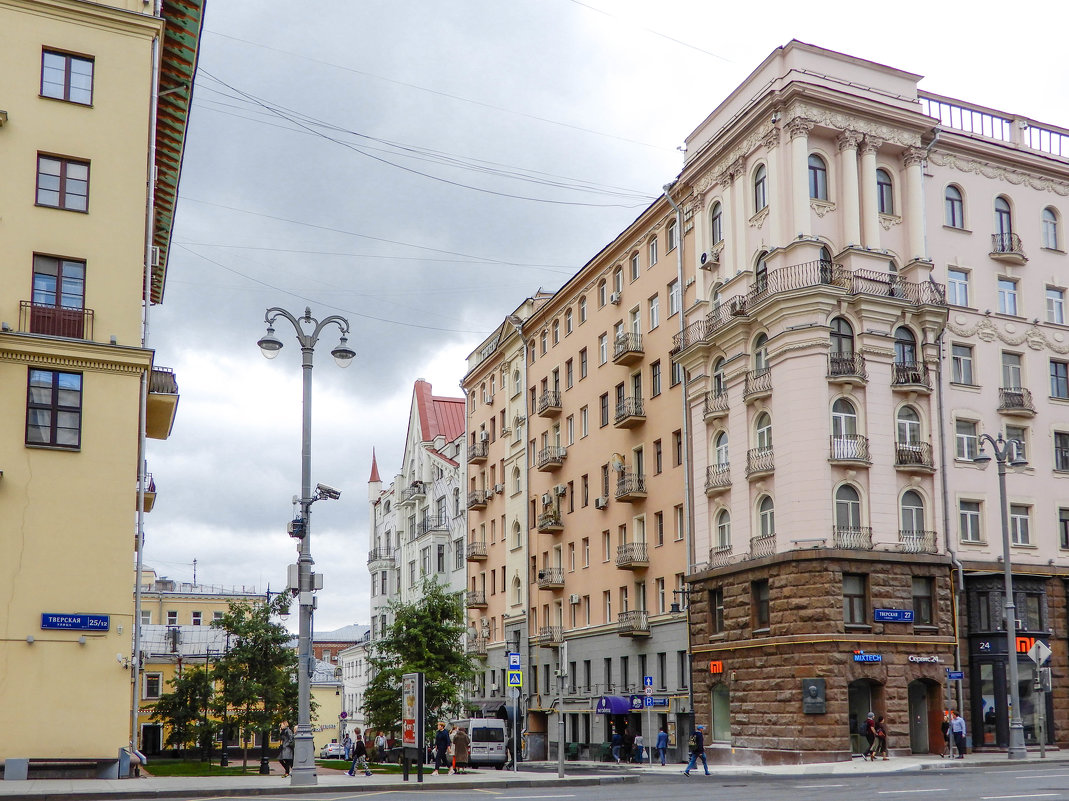 Благовещенский переулок - Сергей Лындин