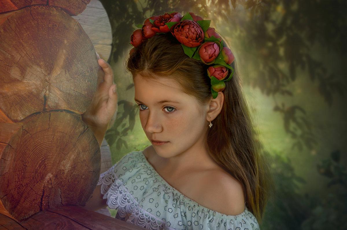 ...mythical Princess... - Светлана Держицкая (Soboleva)