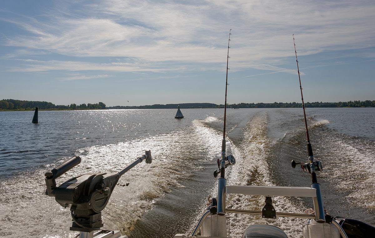 На рыбалку - Валерий Иванович